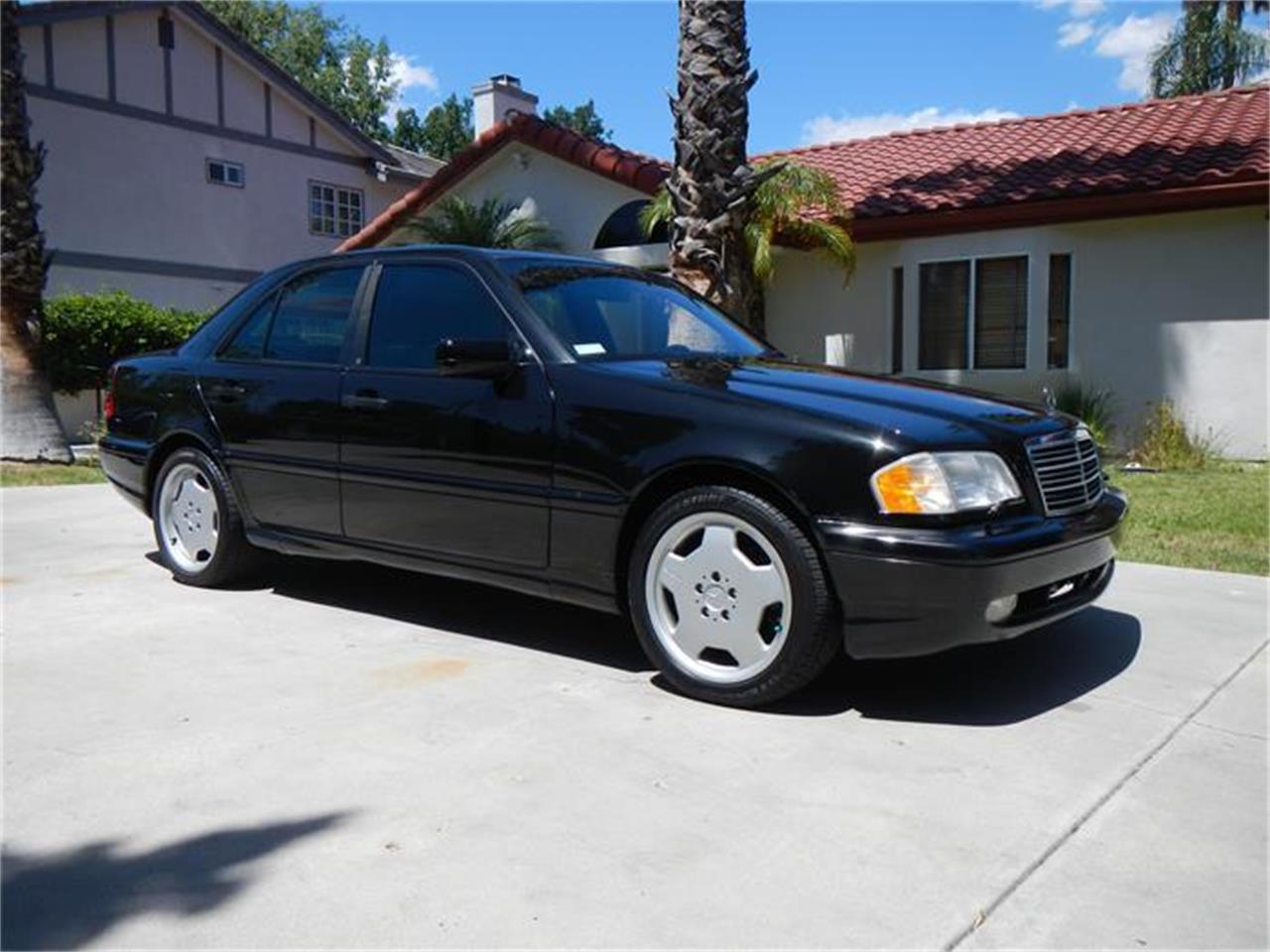 1999 Mercedes Benz C43 Amg For Sale Classiccars Com Cc 817244