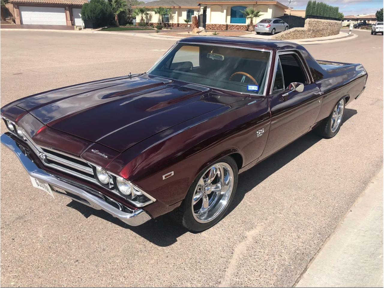 Chevrolet El Paso >> 1968 Chevrolet El Camino Ss For Sale Classiccars Com Cc