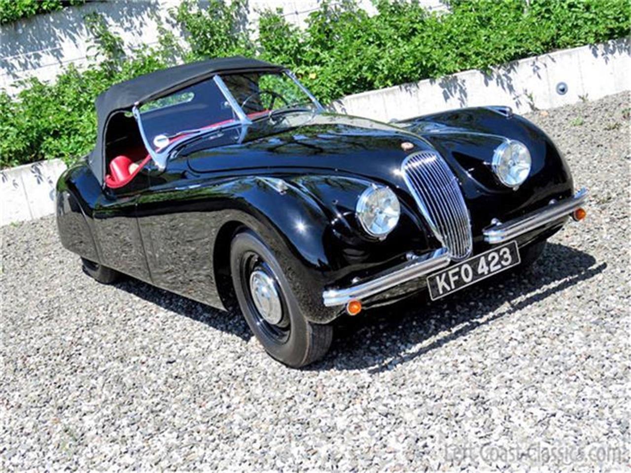 1952 Jaguar XK120 for Sale | ClassicCars.com | CC-822077