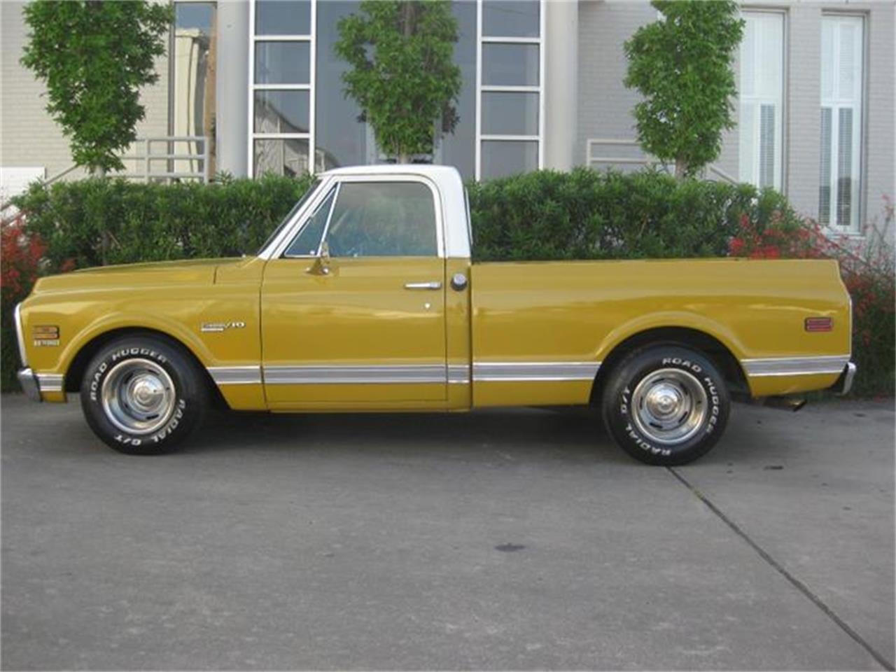 1972 Chevrolet C/K 10 (CC-822759) for sale in Houston, Texas