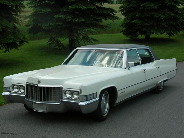 1970 Cadillac Fleetwood (CC-823230) for sale in Shamokin, Pennsylvania