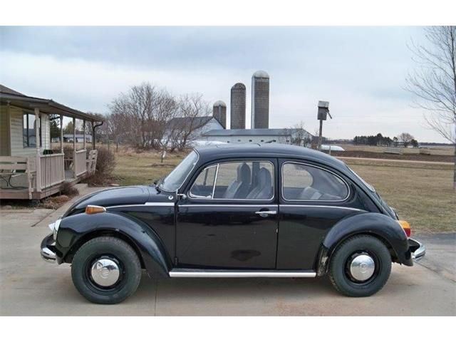 1973 Volkswagen Super Beetle (CC-827885) for sale in Loyal, Wisconsin