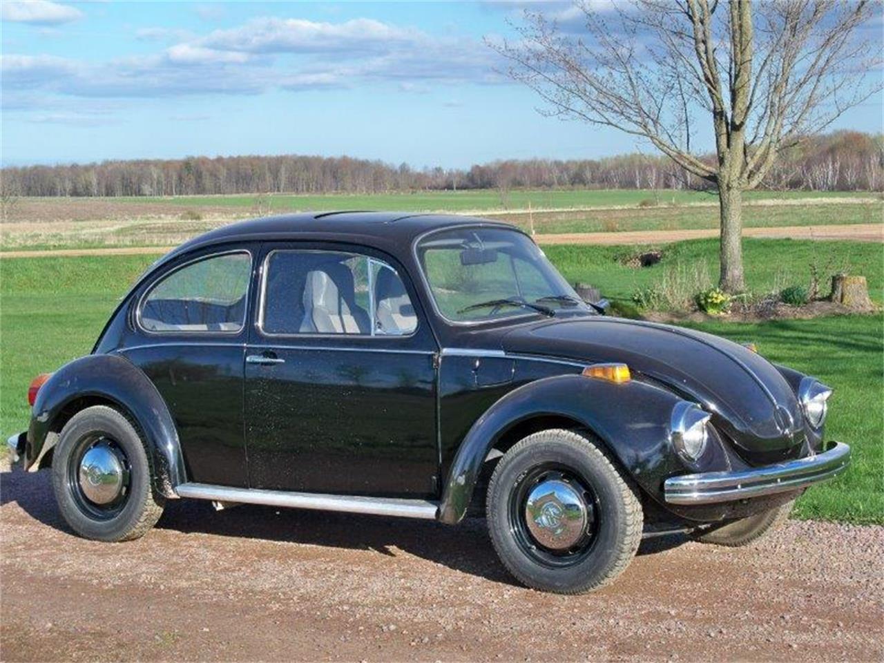 1973 Volkswagen Super Beetle (CC-827885) for sale in Loyal, Wisconsin