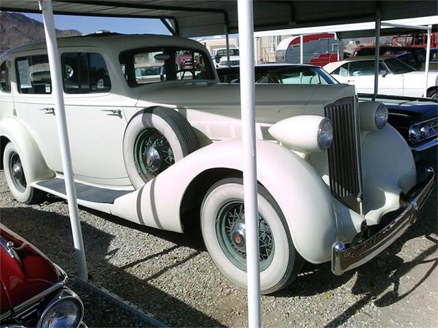 1935 Packard 4-Dr (CC-829181) for sale in Quartzsite, Arizona
