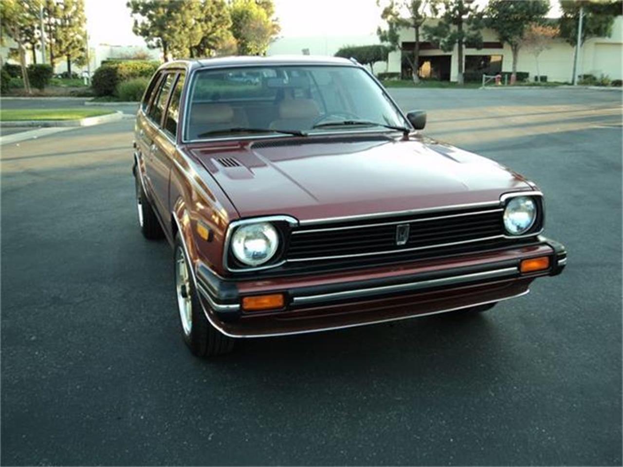 1980 Honda Civic for Sale | ClassicCars.com | CC-829223