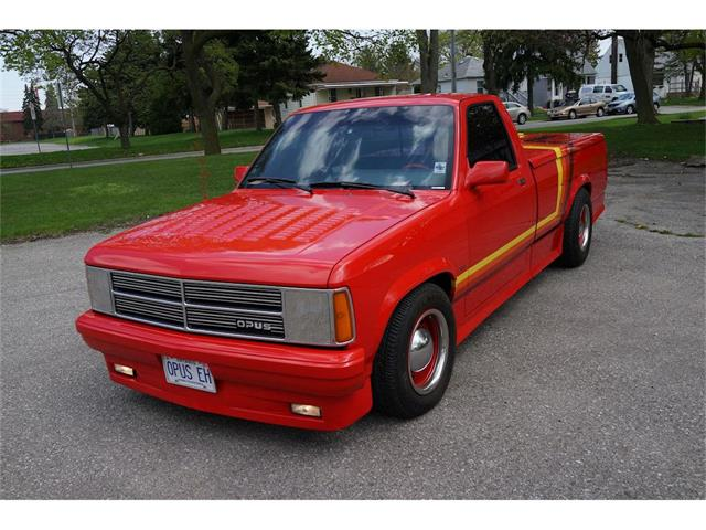 1987 Dodge Dakota (CC-834530) for sale in Windsor, Ontario