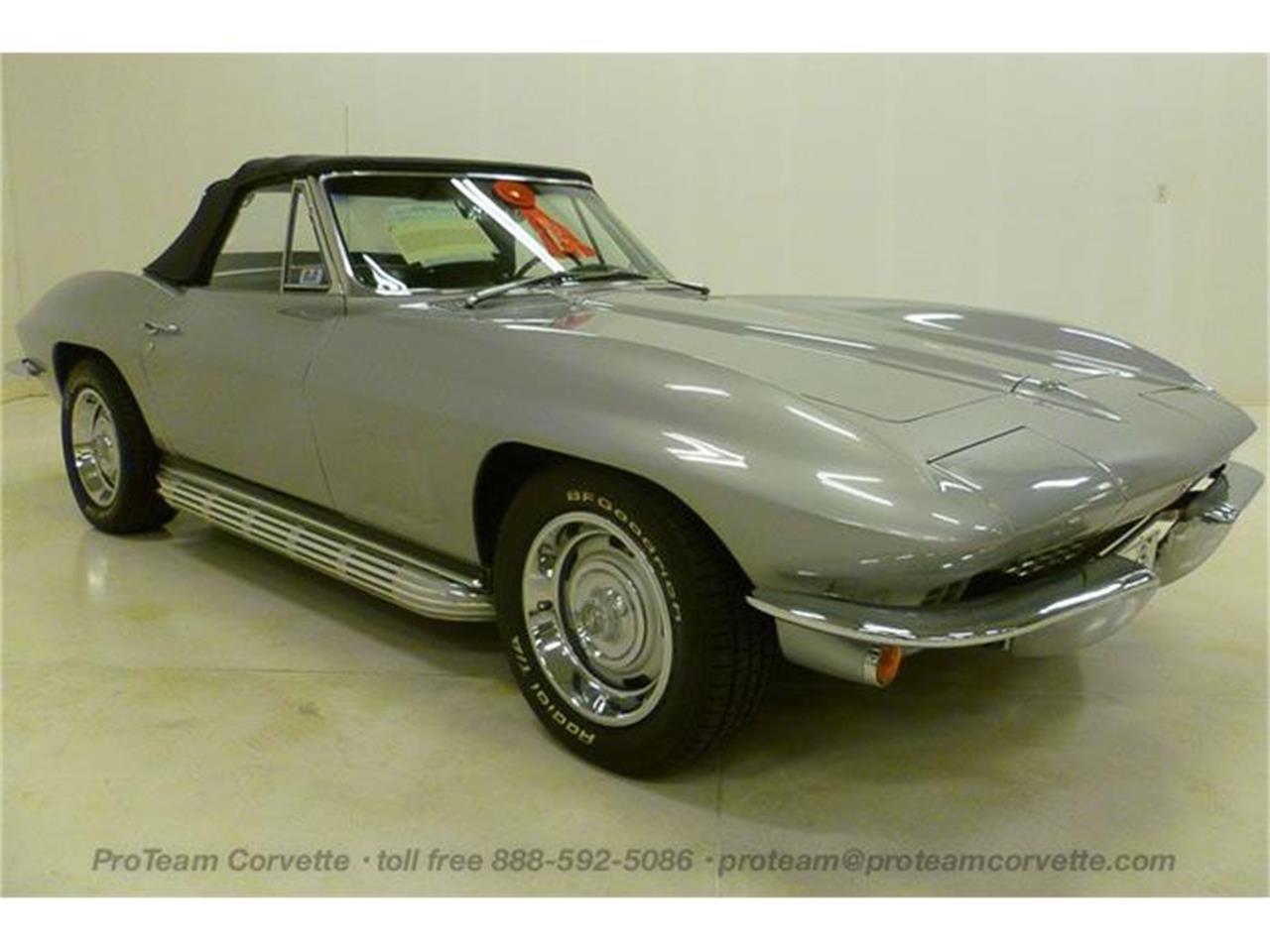 1967 Chevrolet Corvette (CC-845125) for sale in Napoleon, Ohio