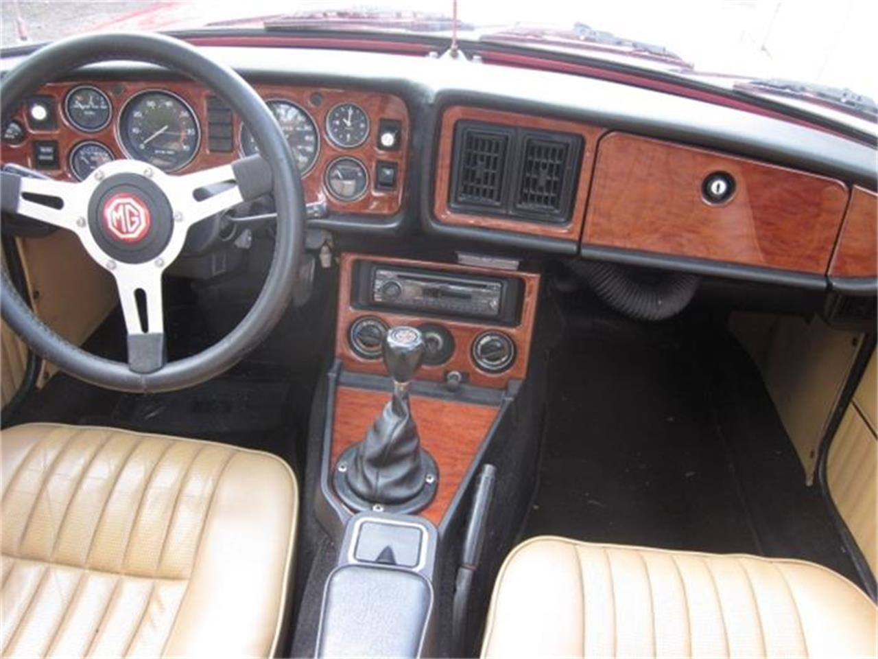 1979 MG MGB (CC-846415) for sale in Stratford, Connecticut