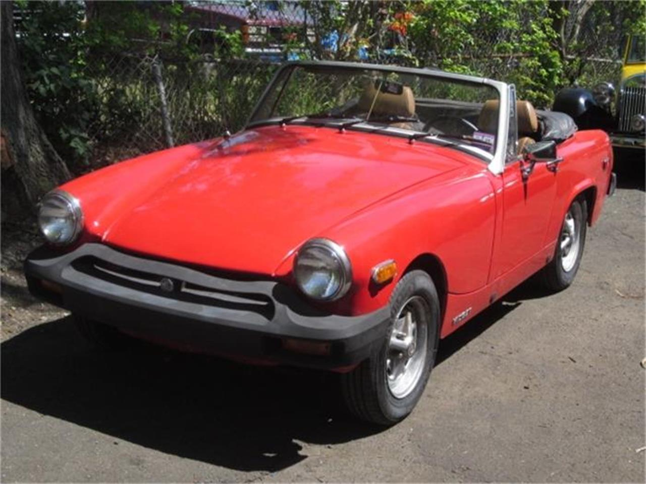1978 MG Midget (CC-846417) for sale in Stratford, Connecticut