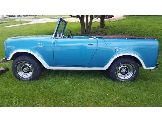 1964 International Scout (CC-847404) for sale in Belvidere, Illinois