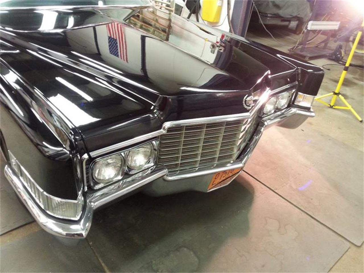 1969 Cadillac Fleetwood for Sale | ClassicCars.com | CC-847430