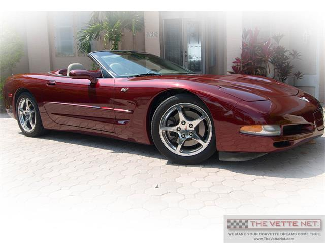 2003 Chevrolet Corvette (CC-847667) for sale in Sarasota, Florida