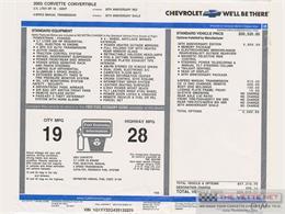 2003 Chevrolet Corvette (CC-847667) for sale in Sarasota, Florida