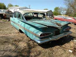 1959 Chevrolet Impala (CC-850475) for sale in Mankato, Minnesota