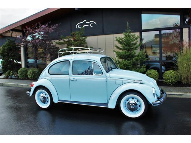 1970 Volkswagen Beetle (CC-854860) for sale in Mount Vernon, Washington