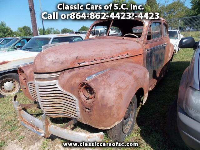 1941 Chevrolet Sedan (CC-854983) for sale in Gray Court, South Carolina