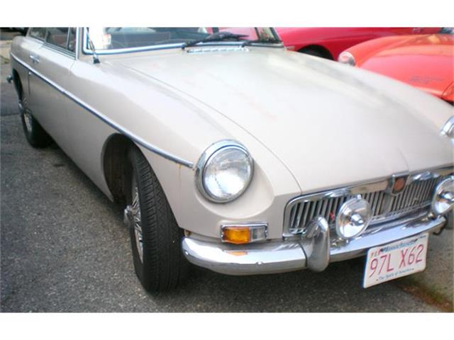 1968 MG BGT (CC-858915) for sale in Rye, New Hampshire