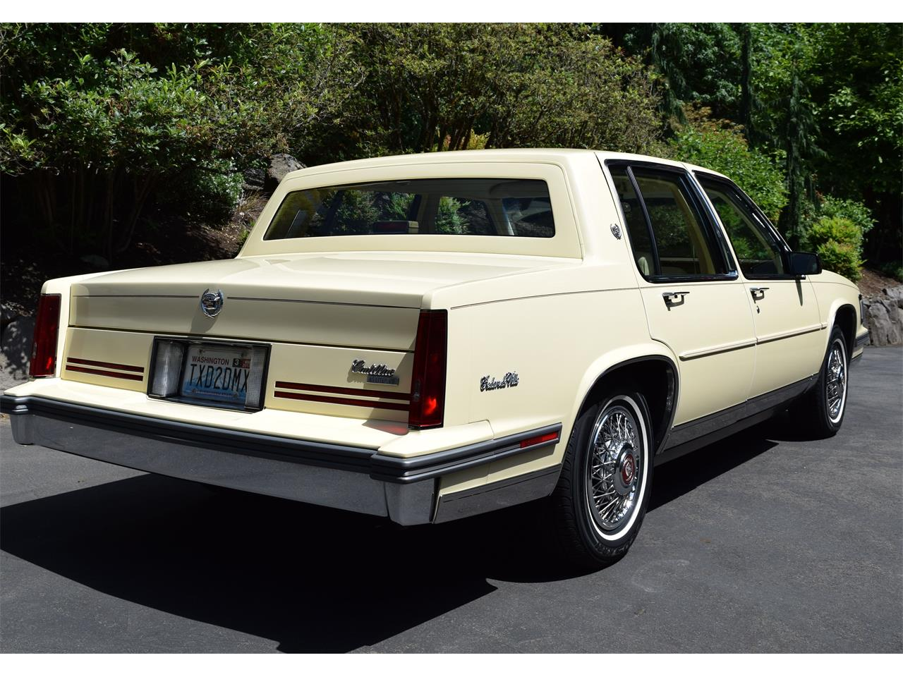 1988 Cadillac Sedan DeVille for Sale | ClassicCars.com ...
