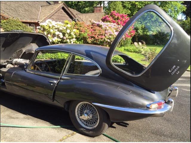 1968 Jaguar E-Type (CC-858953) for sale in Vancouver, British Columbia