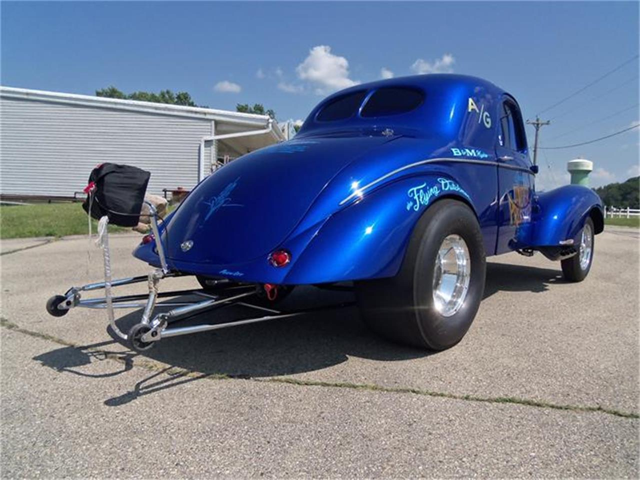 1941 Willys Coupe (CC-860209) for sale in Jefferson, Wisconsin