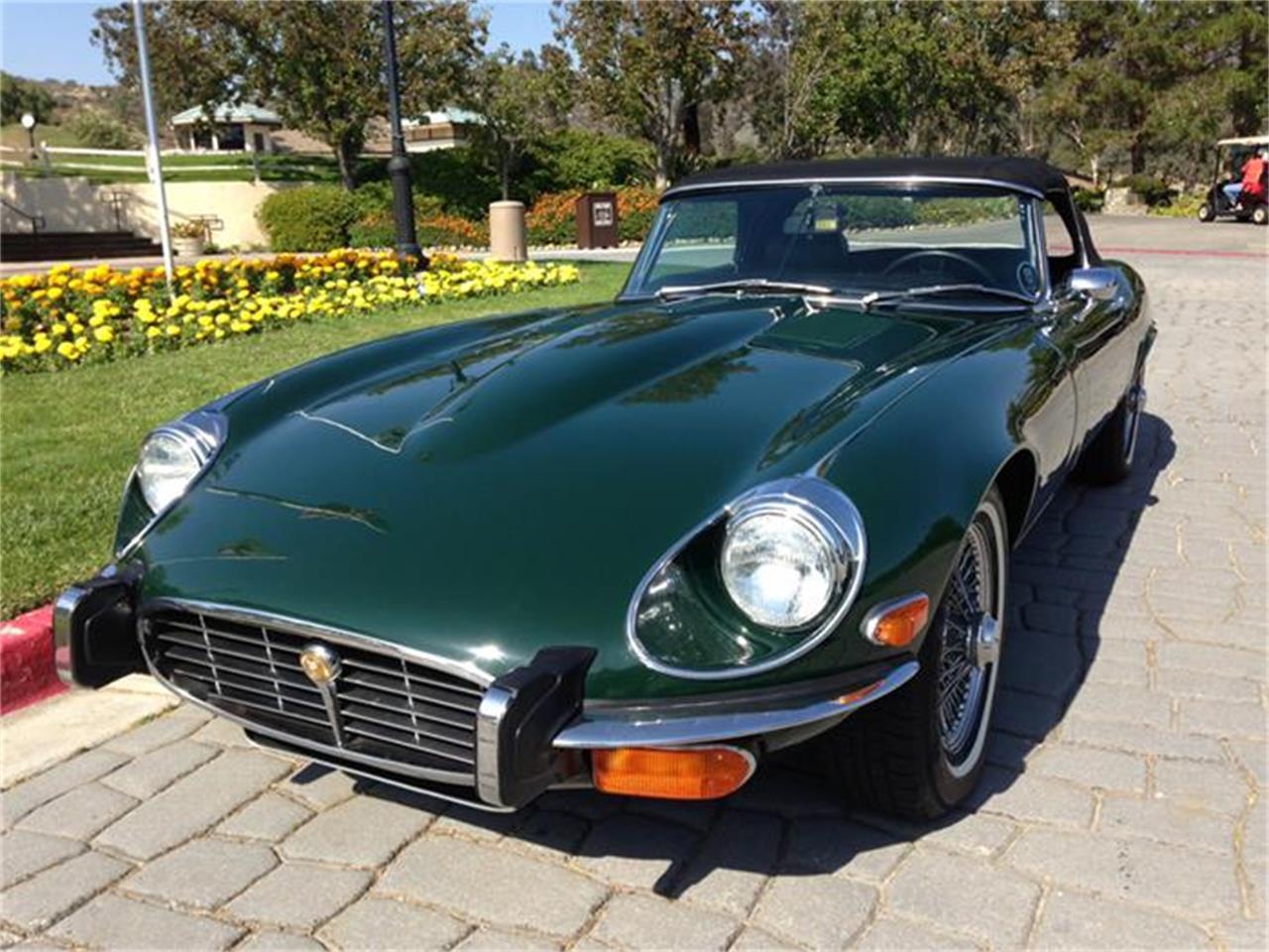1973 Jaguar E-Type for Sale | ClassicCars.com | CC-864029