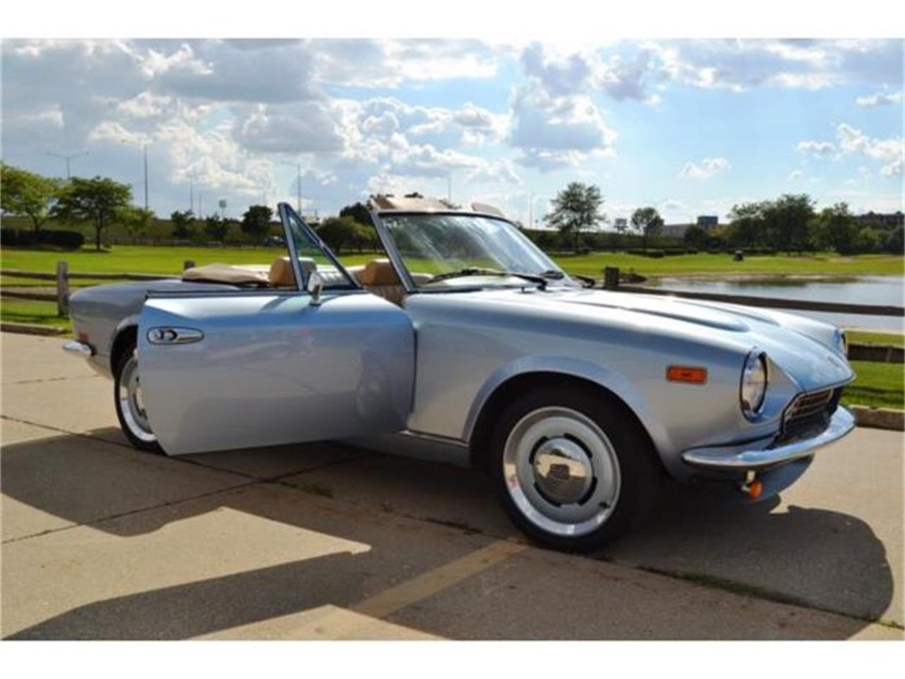 1983 Fiat Spider (CC-866155) for sale in Barrington, Illinois