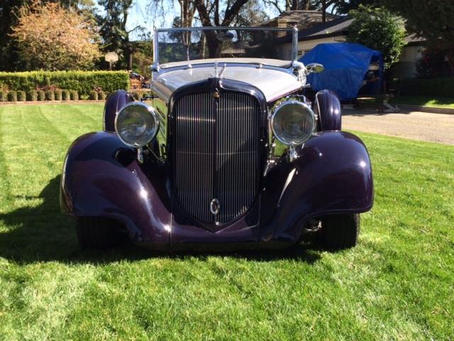 1934 Chrysler Convertible (CC-866304) for sale in Clarksburg, California