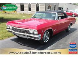 1965 Chevrolet Impala SS (CC-866339) for sale in Dublin, Ohio