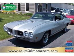 1970 Pontiac GTO (CC-866396) for sale in Dublin, Ohio