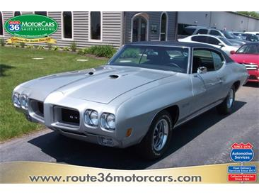 1970 Pontiac GTO (CC-866396) for sale in Dublin, Ohio
