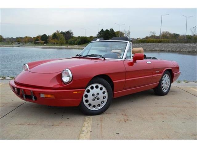 1991 Alfa Romeo Spider (CC-866434) for sale in Barrington, Illinois