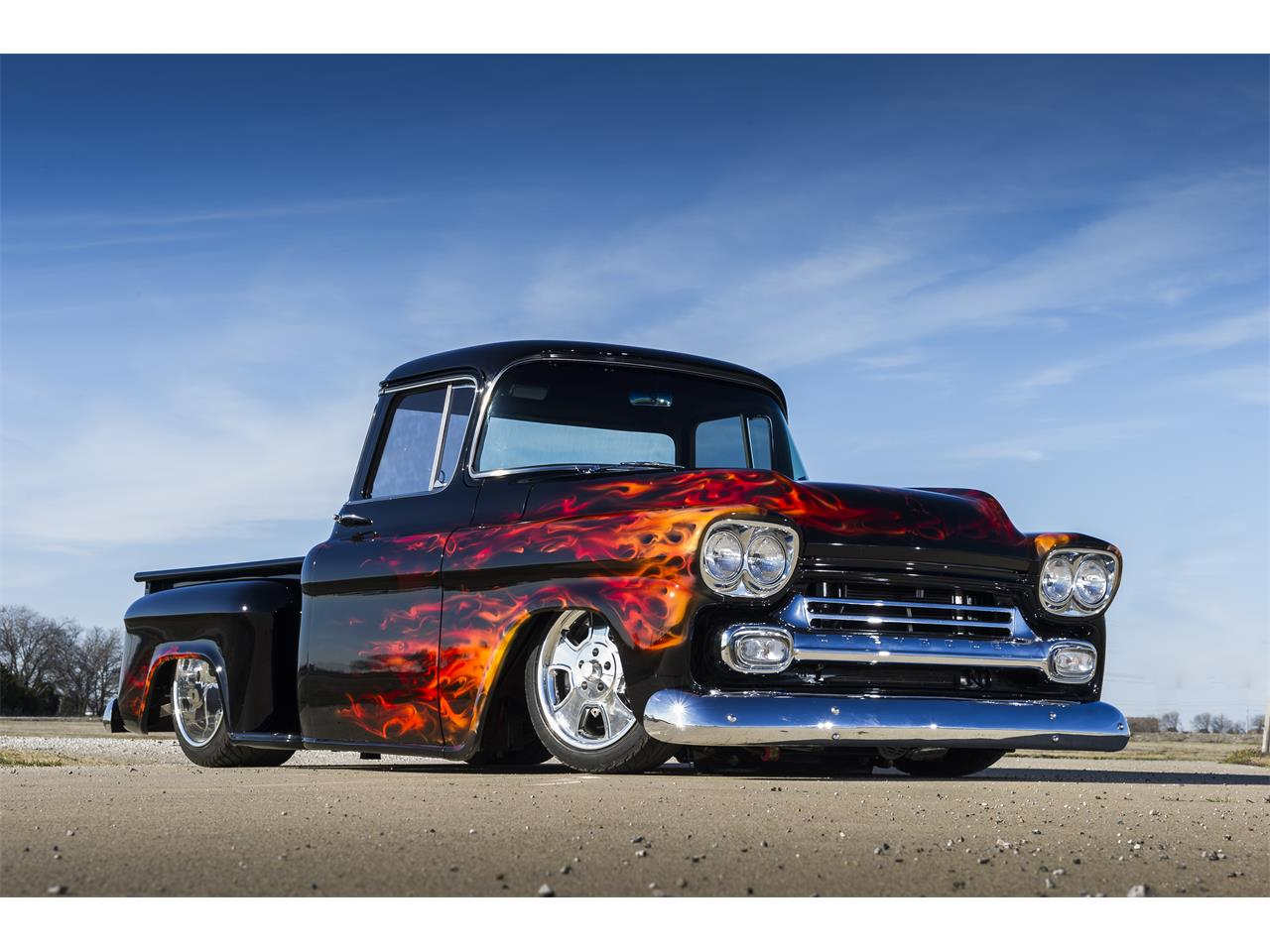 1959 Chevrolet Apache (CC-866450) for sale in Sachse, Texas
