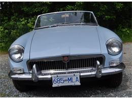 1963 MG MGB (CC-868527) for sale in Powell River, British Columbia