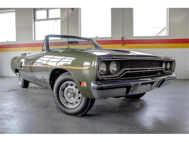 1970 Plymouth Road Runner (CC-868861) for sale in Montreal, Quebec