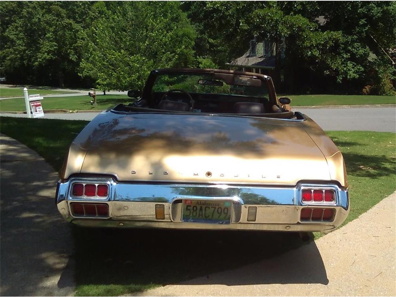 1972 Oldsmobile Cutlass (CC-872550) for sale in Birmingham, Alabama