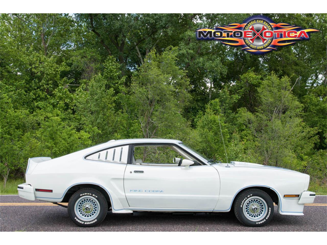 1978 Mustang Gt For Sale