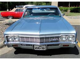 1966 Chevrolet Biscayne (CC-873859) for sale in Prior Lake, Minnesota