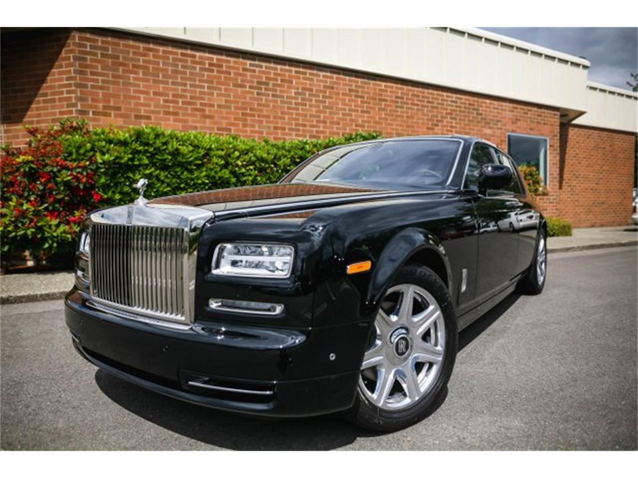 2017 Rolls-Royce Phantom for Sale | ClassicCars.com | CC ...