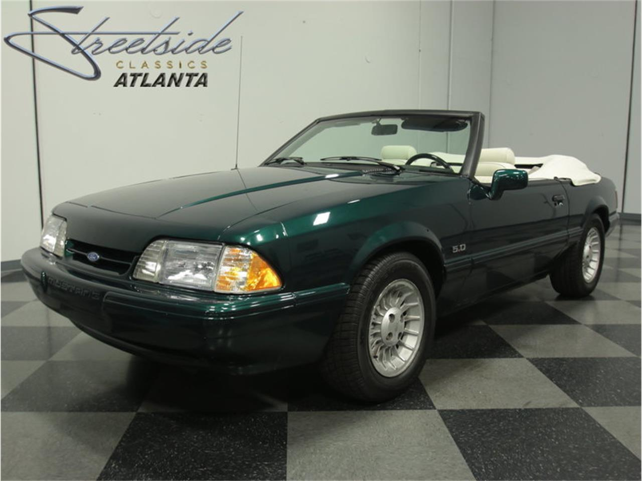 1990 Ford Mustang Lx 7 Up Edition For Sale Classiccars Com Cc 875818
