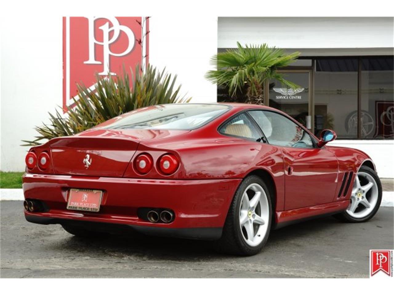 1999 Ferrari 550 Maranello for Sale   ClassicCars.com   CC-876110