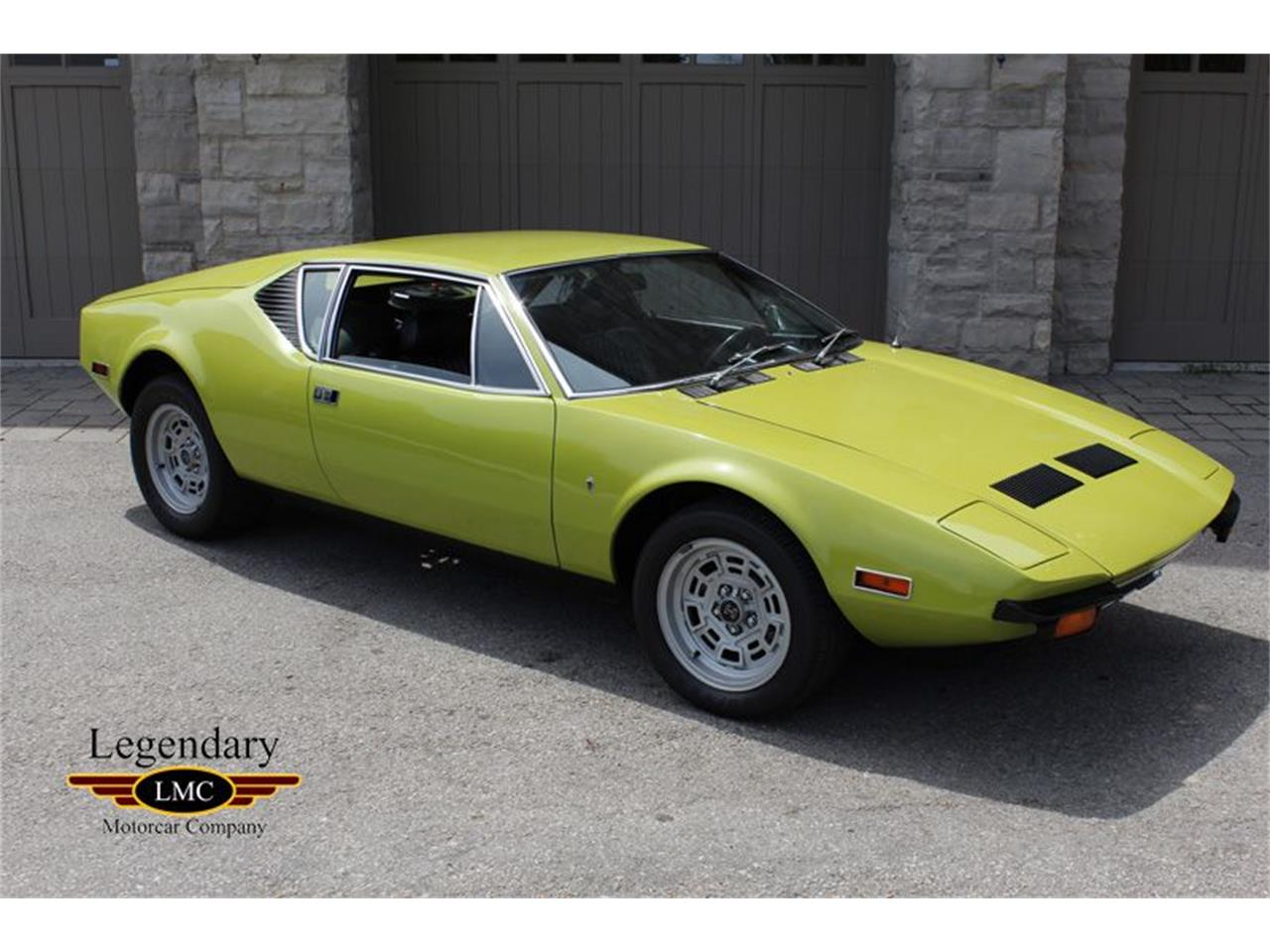 Ford Pantera For Sale >> 1972 Detomaso Pantera For Sale Classiccars Com Cc 876473