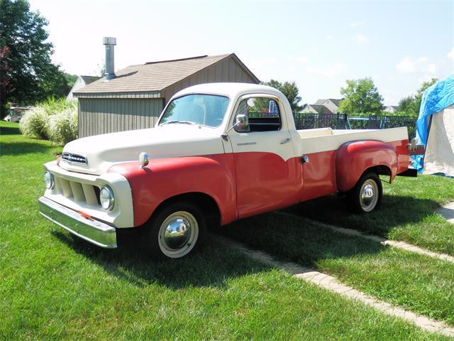1958 Studebaker Pickup (CC-876650) for sale in Orefield, Pennsylvania