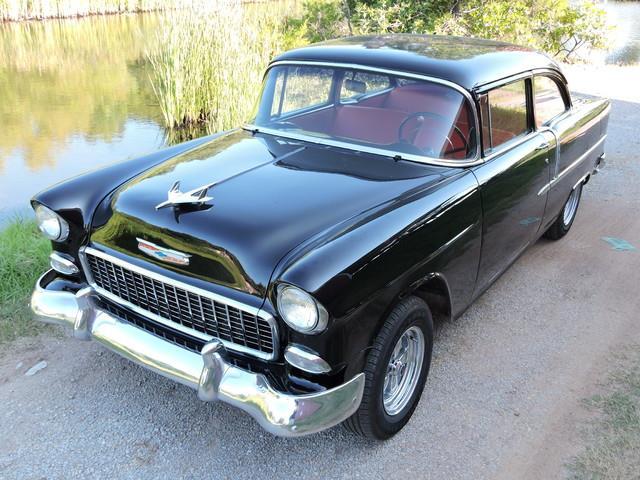 1955 Chevrolet 210 2 DOOR POST (CC-876816) for sale in Wilson, Oklahoma