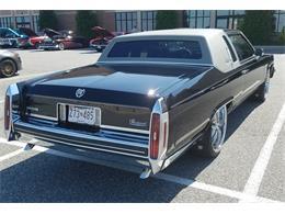 1983 Cadillac Fleetwood Brougham (CC-876947) for sale in Abingdon, Maryland