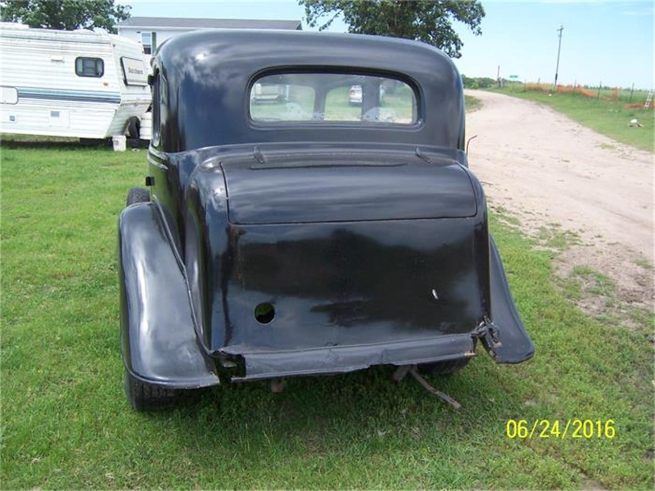 1934 Buick 4-Dr Sedan (CC-877148) for sale in Parkers Prairie, Minnesota