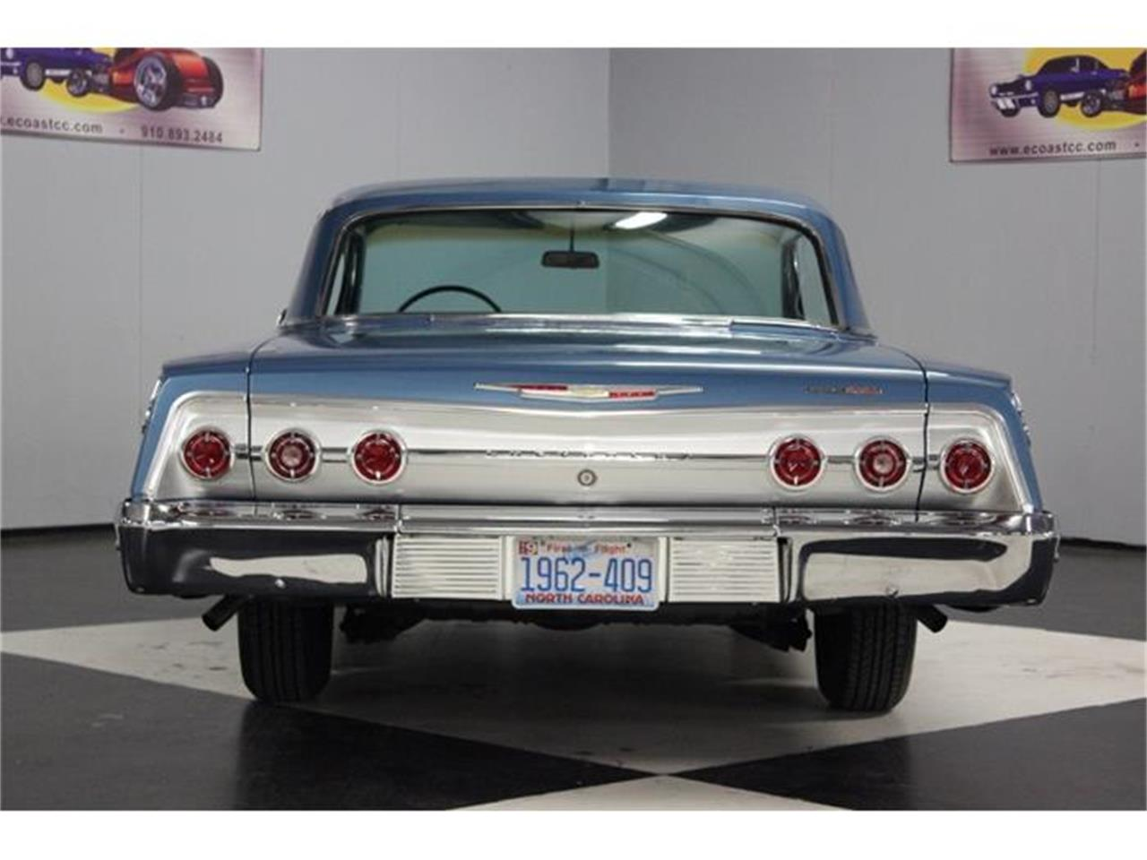 1962 Chevrolet Impala SS (CC-877408) for sale in Lillington, North Carolina