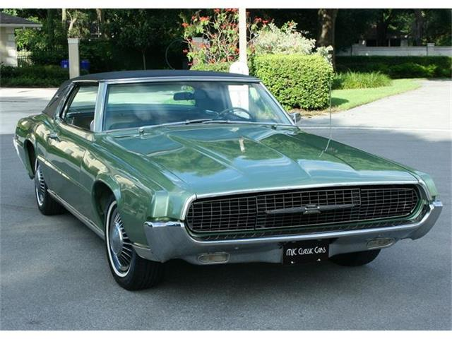 1967 Ford Thunderbird (CC-878221) for sale in Lakeland, Florida