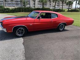 1970 Chevrolet Chevelle SS (CC-870833) for sale in New Smyrna Beach, Florida