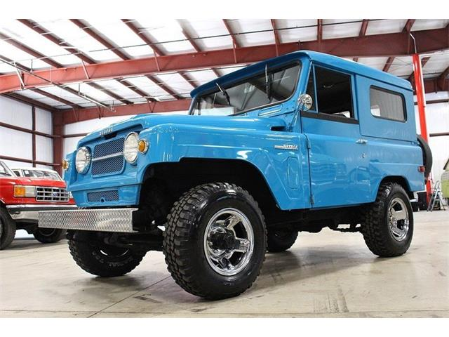 1967 Nissan Patrol (CC-878730) for sale in Kentwood, Michigan