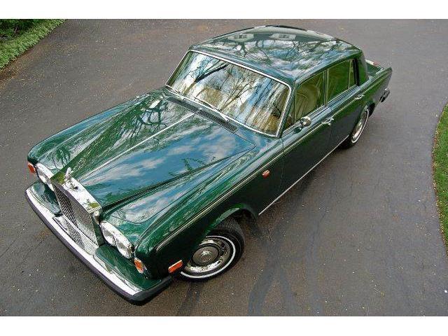 1976 Rolls-Royce Silver Shadow (CC-870880) for sale in Carey, Illinois